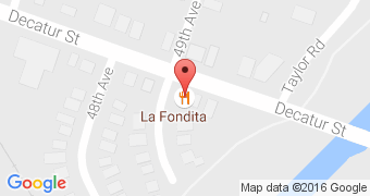 La Fondita Mexican Restaurant