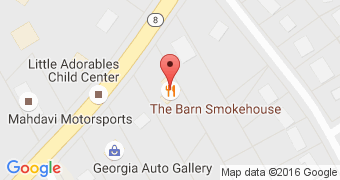 The Barn Smokehouse