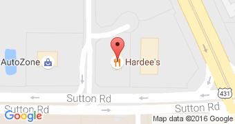 Hardee's Red Burrito