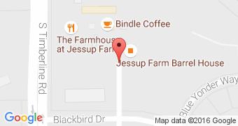 Farmhouse at Jessup Farm