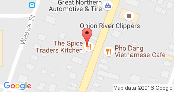 The Spice Traders' Kitchen