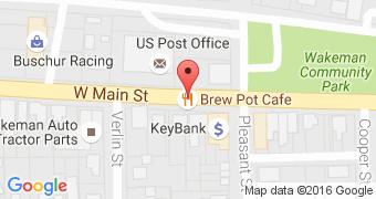 The Brew Pot Cafe