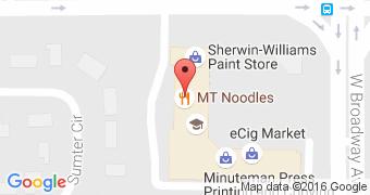 Mt Noodles