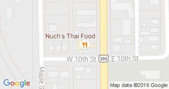 Nuch's Thai Food