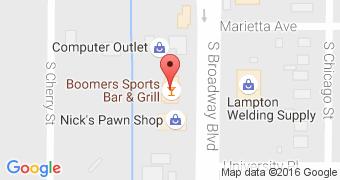 Boomers Sports Bar & Grill