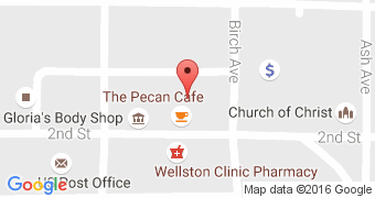 The Pecan Cafe