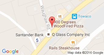 900 Degrees Wood Fired Pizza Eatery
