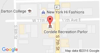 Cordele Recreation Parlor