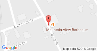 Mountain View Barbeque