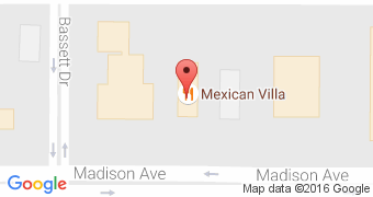 Mexican Villa Mexican Restaurant