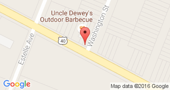 UNCLE Dewey's Outdoor Barbecue