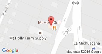 Mt Holly Grill