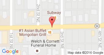 1 Asian Buffet