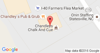 Chandleys Chalk & Cue, Pub & Grub
