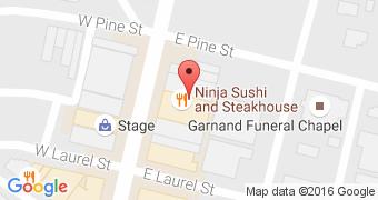 Ninja Sushi & Steak House
