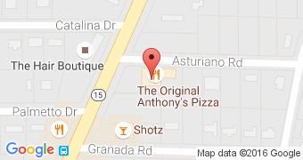 Anthony's Pizza and Italian Restaurant