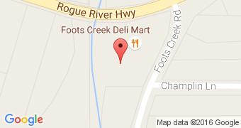 Foots Creek Deli Mart