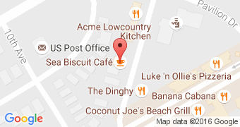 Sea Biscuit Cafe