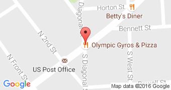 Olympic Gyros & Pizza