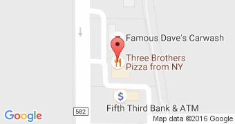 Three Brothers New York Pizza