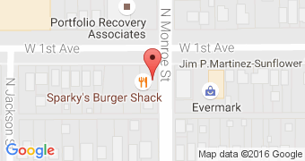 Sparky's Burger Shack