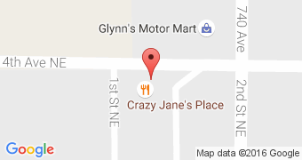 Crazy Jane's Place