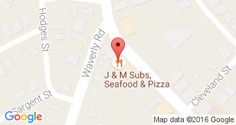 J & M Subs Seafood and Pizza