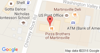 Pizza Brothers of Martinsville