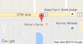 Nicky's Gyros