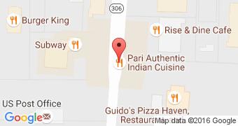 Pari Authentic Indian Cuisine