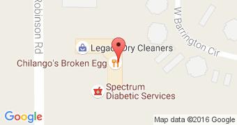 Chilango's Broken Egg