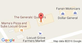 The Generals' Quarters Restaurant