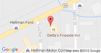 Delta Fireside Inn