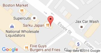 Sarku Japan Teriyaki and Sushi Express