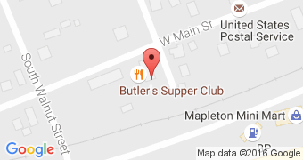 Butler's Supper Club
