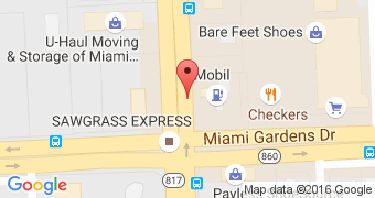 Restaurants in Miami Gardens Florida information menu