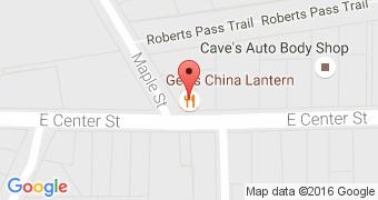 Gee's China Lantern