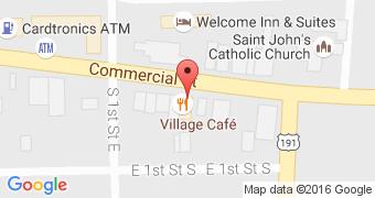 Village Cafe'