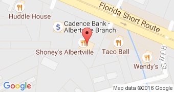 Shoney's Albertville