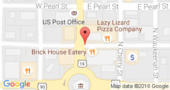 The Lazy Lizard Pizza Company