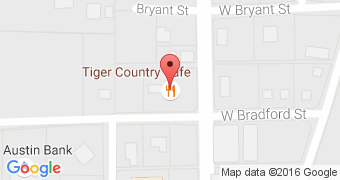 Tiger Country Cafe