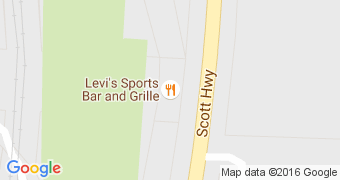 Levi's sports bar and grille