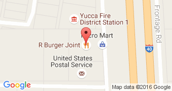R Burger Joint