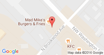 Mad Mike's Burgers