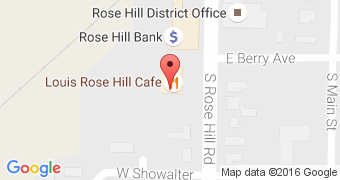 Louis Rose Hill Cafe