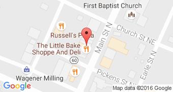 The Little Bake Shoppe