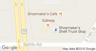 Shoemaker's Cafe 77