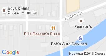 PJ's Paesan's Pizza
