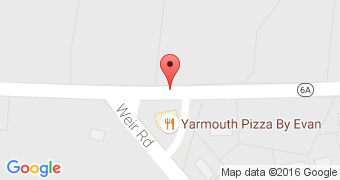 Yarmouth Pizza By Evan