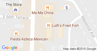 Lutfi's Fried Fish